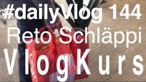 Vlogging Einmaleins – Einstieg in Video-Blogs für Marketing- und andere Zwecke @ Frema Schläppi AG